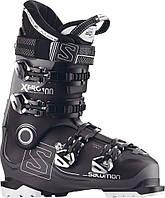 Горнолыжные ботинки Salomon X PRO 100 black/Anthracite/GY, 28 30 (MD)