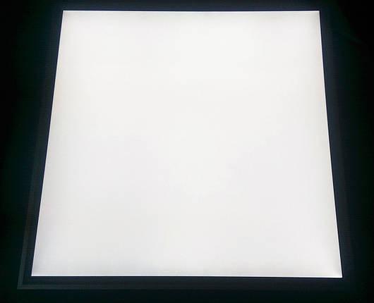 Светодиодная LED панель ВСТРАИВАЕМАЯ PANEL LED-SH-600-20 595*595*9мм 3000Лм 6400К 36вт