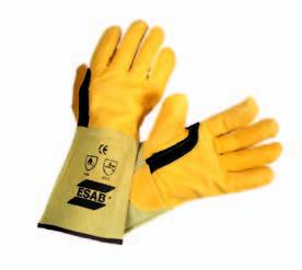 Перчатки эргономичной формы для TIG ESAB TIG Professional ESAB
