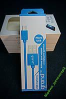 USB кабель GRAND с разъемом micro USB