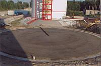 Изготовление и монтаж резервуара стального вертикального цилиндрического тип РВС 100 ― 10 000 кубических метро