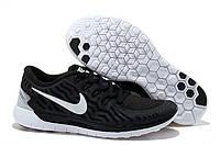Женские Nike Free Run 5.0 2015 Чёрные, фото 1