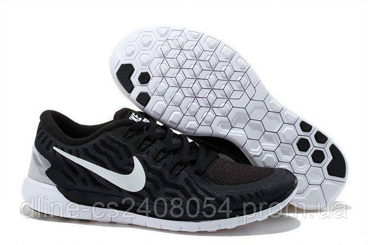Женские Nike Free Run 5.0 2015 Чёрные