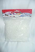 Искусственный снег пакет полупрозрачный