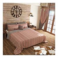Ткань для штор и обивки мебели в полоску