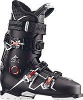 Горнолыжные ботинки Salomon QST PRO 90 black/Anthra/RD (MD)