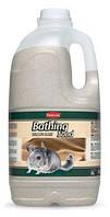 Padovan (Падован) Bathing Sand Гигиенический специальный песок для купания шиншилл 2 л