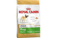 КОРМ ДЛЯ СОБАК ROYAL CANIN (РОЯЛ КАНИН) PUG ADULT 1,5 КГ (МОПС ОТ 10МЕС)