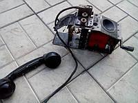 Телефон полевой военный Вермахт1940, 3 рейх