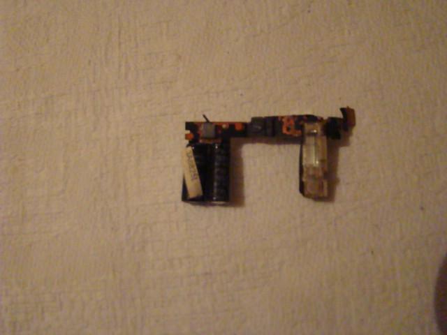 Шлейф со вспышкой для Sony Ericsson K800