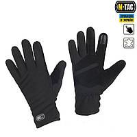 Перчатки M-Tac Winter Tactical Windblock 380 Black, фото 1