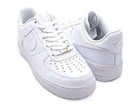 Женские кроссовки Nike Air Force Low Белые, фото 1