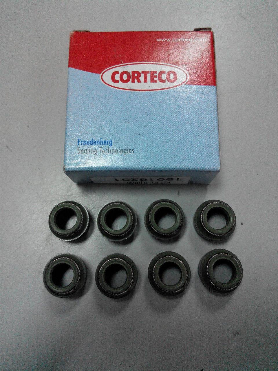 Манжеты клапана ВАЗ-2101 Corteko