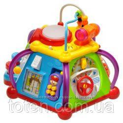 Развивающая игрушка Мультибокс Happy Small World 806, фото 1