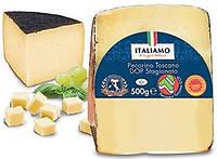 Овечий сыр Pecorino Toscano DOP Stagionato 500г