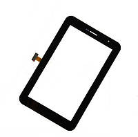 Тачскрин сенсорное стекло для Samsung P6200 Galaxy Tab 7.0 Plus black