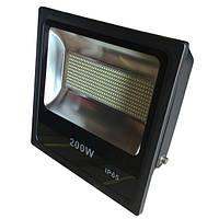 Прожектор LED_Delta_200W_5000К_чорный