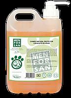 MenForSan Mink oil Shampoo Защитный шампунь для собак с норковым маслом 5 л
