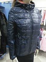 Женская осенняя куртка с капюшоном Cropp