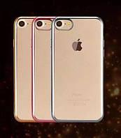 TPU чехол с бампером для iPhone 7 / iPhone 8 XO, фото 1