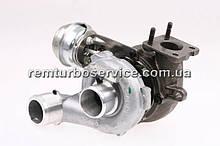 Турбокомпрессор импортный (турбина) - 777250-5001S,71724097 Alfa-Romeo 147 1.9 JTD