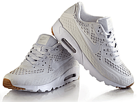 Женские кроссовки Nike Air Max 90 Ultra BR White, фото 1