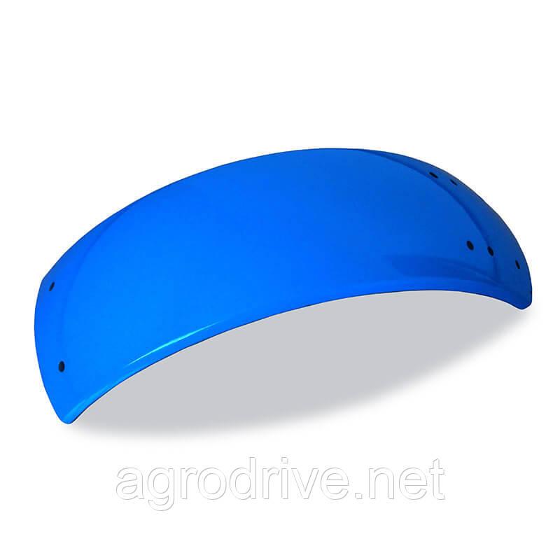 Крыло переднее (широкое) пластик МТЗ, 80-8403041Б, фото 1