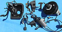 Комплект переделки с робота на механику на Renault Trafic Рено Трафик Трафік (2001-2013гг).