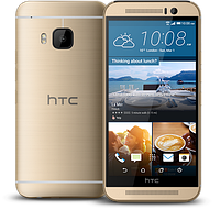 HTC One (M9+) (Gold on Gold) 3мес., фото 1