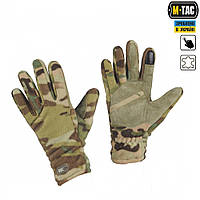 Перчатки M-Tac Winter Tactical Windblock 380 Multicam, фото 1
