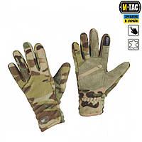 Перчатки M-Tac Winter Tactical Windblock 380 Multicam, фото 1