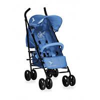Детская прогулочная коляска-трость Bertoni I'Moove blue world