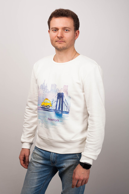 Мужские светшоты (свитшоты) # Men's Sweatshirts