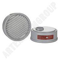 Сменный фильтр Eurfilter А1  к полумаске Etna Eurmask 2000