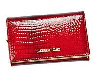 Женский кошелек Gregorio (L112) leather red