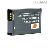 Аккумулятор для экшн видеокамеры DRIFT FXDC02, 2300 mAh.