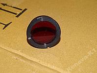 Светофильтр красный №9 диаметр 24 мм, резьба 28 мм