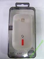 Capdase силиконовый чехол Samsung S5292 с пленкой