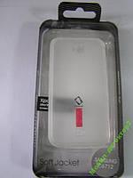 Capdase силиконовый чехол Samsung C6712 с пленкой