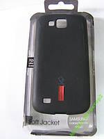 Capdase силиконовый чехол Samsung I9262  с пленкой