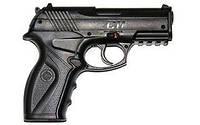 Пневматический пистолет Crosman C11 гладкоствольный газовый, магазин на 18 зарядов, калибр 4,5 мм