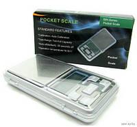 Весы ювелирные Pocket scale MH-200, фото 1