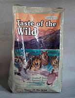 Ветлендз Канин WILD Wetlands Canine Formula (Holistic) 32/18  утка, перепелка   13,61 кг