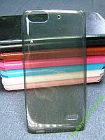 Чехол бампер силиконовый Huawei Honor 4c  Ультратонкий