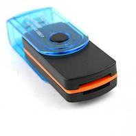 🔥✅ USB Картридер Card Reader 2.0 4 в 1