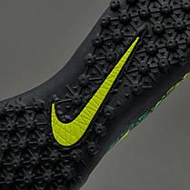 Сороконожки Nike Kids Hypervenom Phelon II TF 749922-703 (Оригинал), фото 3