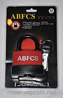 Ударопрочный Навесной замок ABFCS 63 мм влагостойкий
