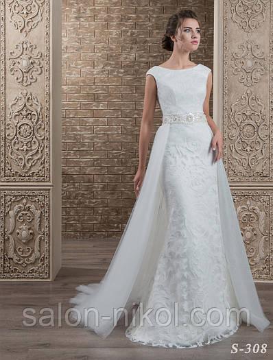 Свадебное платье S-308