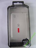 Capdase силиконовый чехол Samsung S5222 с пленкой