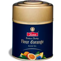 Чай черный  Riston Флер д'Оранж  ж/б 80гр.